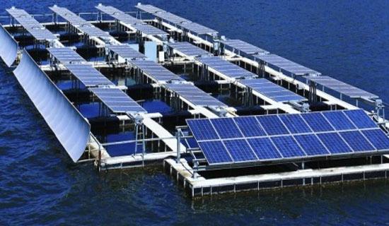 Côte d'ivoire: Projet de construction d'une centrale solaire flottante